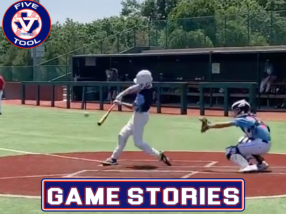 Game Stories: Five Tool WTX World Series Qualifier (Sunday, June 13)