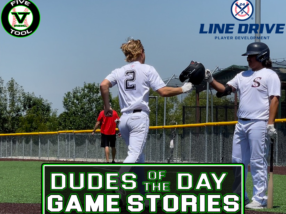 24 7 Line Drive Dudes of the Day/Game Stories: Academy Sports + Outdoors Pudge Rodriguez World Classic powered by The Utter Family Auto Group (Tuesday, June 15-Wednesday, June 16)