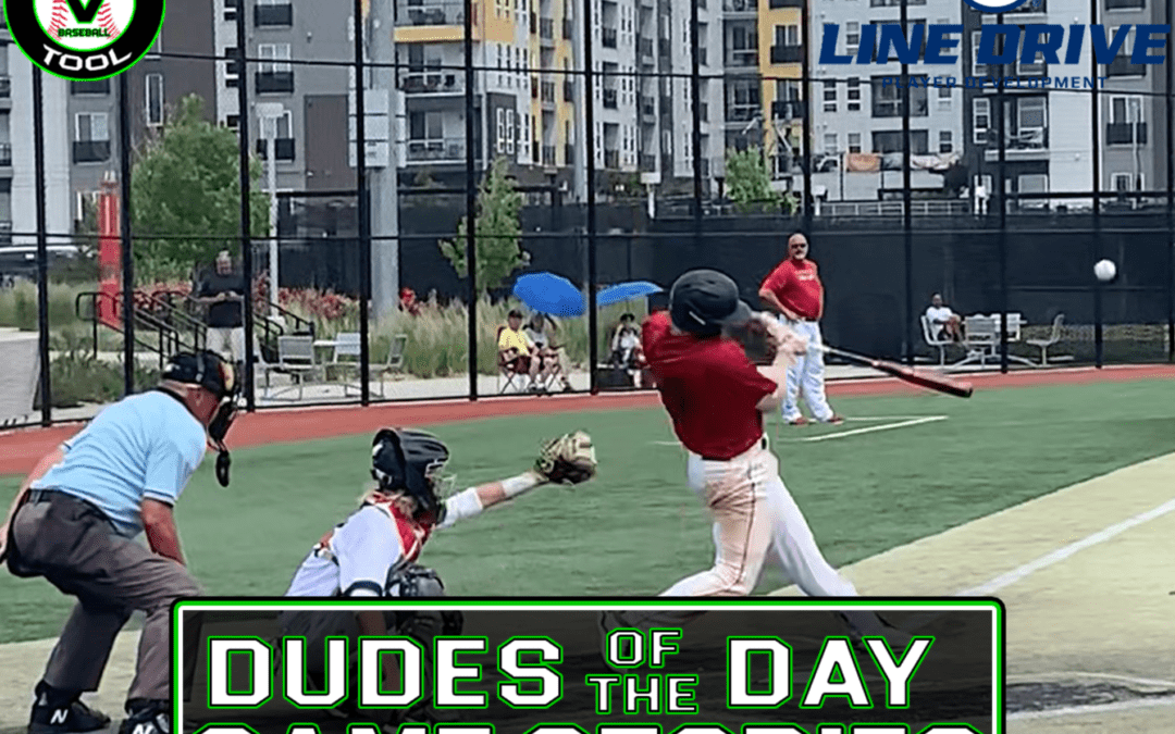 Game Stories: Five Tool Colorado Summer Invitational (Friday, June 18)