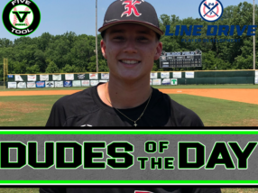Ethan Harden, Dude of the Day, June 18, 2021
