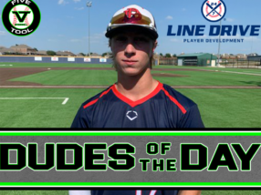 Hunter Holt, Dude of the Day, June 25, 2021