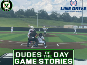 24 7 Line Drive Dudes of the Day/Game Stories: Five Tool Texas DFW Regional (Saturday, June 5)