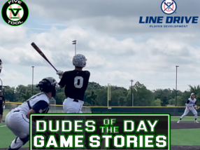 24 7 Line Drive Dudes of the Day/Game Stories: Five Tool Texas DFW Regional (Sunday, June 6)