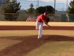 Tanner McDougal, 90 Club, May 13, 2021 (95 MPH)