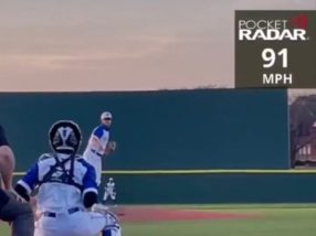 Chase Spencer, 90 Club, April 1, 2021 (92 MPH)