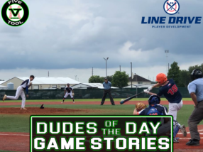 24 7 Line Drive Dudes of the Day/Game Stories: Five Tool Texas Houston Regional (Friday, June 4)