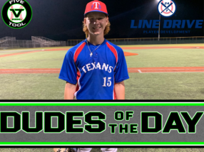 Kyson Vacek, Dude of the Day, June 4, 2021