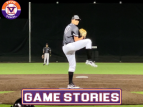 Five Tool Collegiate League Game Stories (Wednesday, June 2)