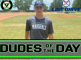 Cade Crossland, Dude of the Day, July 1, 2021