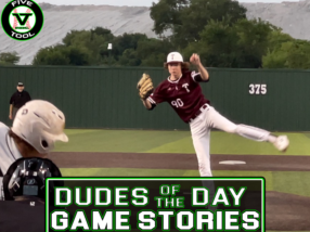 Dudes of the Day/Game Stories: AABC Don Mattingly World Series (Friday, July 9-Saturday, July 10)