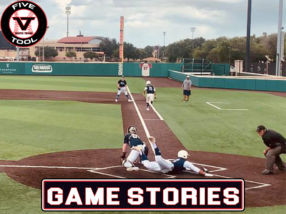 Game Stories: Five Tool South Texas Championships (Thursday, July 8 & Saturday, July 10)