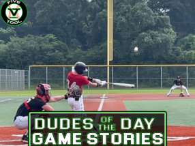 Dudes of the Day/Game Stories: 2D/Five Tool Texas Classic (Sunday, July 11)