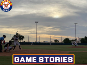 Game Stories: Five Tool Arizona Junior Fall Classic Qualifier (Thursday, July 8-Sunday, July 11)