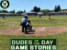 Dudes of the Day/Game Stories: Five Tool California NorCal Summer Classic (Thursday, July 8-Sunday, July 11)