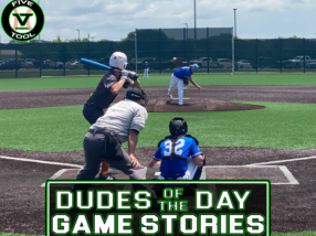 Dudes of the Day/Game Stories: Five Tool Texas DFW Classic Satellite Series (Sunday, July 11)