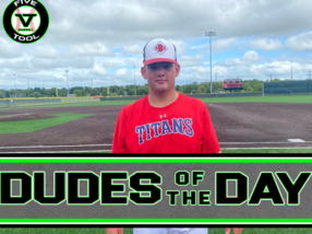 Dominic Ornelas, Dude of the Day, July 10, 2021