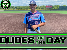Andrew Ramos, Dude of the Day, July 11, 2021