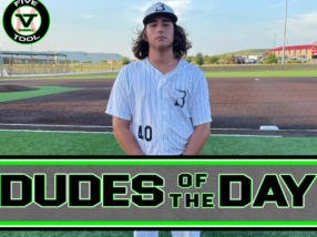 Aeden Barron, Dude of the Day, July 15, 2021