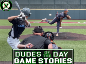 Dudes of the Day/Game Stories: Five Tool Oklahoma OKC Cup (Thursday, July 15)