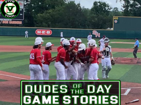 Dudes of the Day/Game Stories: Five Tool Texas 15U/16U Championships (Friday, July 16)