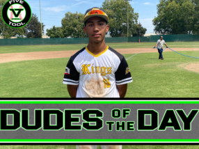 Kevwe Ojo, Dude of the Day, July 18, 2021