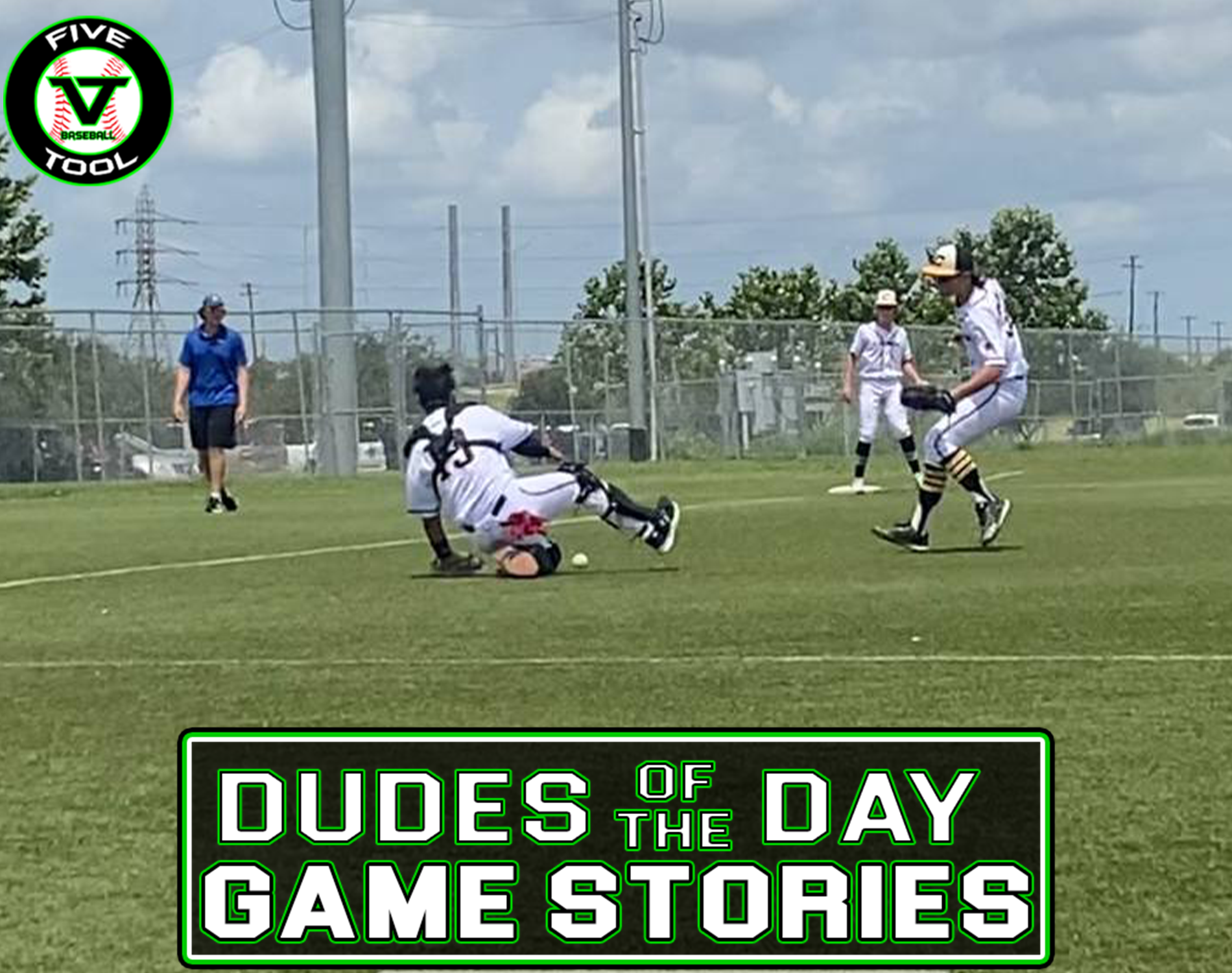 Dudes of the Day/Game Stories: Five Tool South Texas Summer Classic (Sunday, July 18)