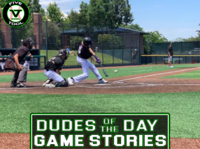 Dudes of the Day/Game Stories: Five Tool Colorado Rocky Mountain Wood Bat Championships (Friday, July 2)