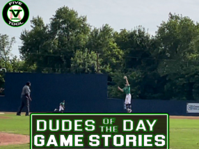 Dudes of the Day/Game Stories: Five Tool Texas CTX Championships (Friday, July 2)