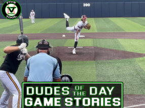 Dudes of the Day/Game Stories: Five Tool Texas DFW College Championships (Friday, July 2)
