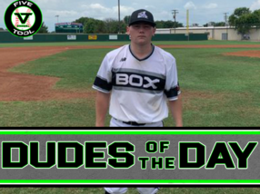 Mason Lampe, Dude of the Day, July 2, 2021