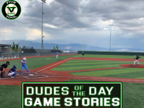 Dudes of the Day/Game Stories: Five Tool New Mexico Duke City Championships (Thursday, July 1-Friday, July 2)