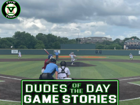 Dudes of the Day/Game Stories: Five Tool Texas Summer Showdown Satellite Series (Thursday, July 1-Friday, July 2)