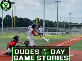 Dudes of the Day/Game Stories: Five Tool World Series (Wednesday, July 21)