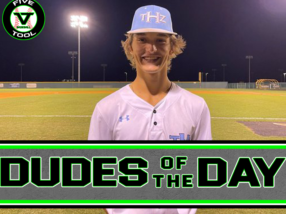 Bryce Nall, Dude of the Day, July 23, 2021