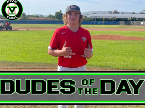 Cash Carteng, Dude of the Day, July 23, 2021