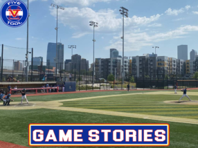 Game Stories: Five Tool Colorado Regional Championships (Friday, July 23)
