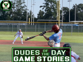 Dudes of the Day/Game Stories: Five Tool Texas Satellite World Series (Friday, July 23)