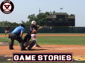Game Stories: Five Tool South Texas Summer Finale (Saturday, July 24)