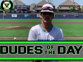Kyle Suarez, Dude of the Day, July 24, 2021