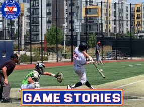 Game Stories: Five Tool Colorado Regional Championships (Sunday, July 25)