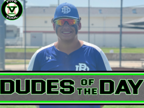 Cooper Contreras, Dude of the Day, July 25, 2021