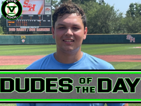 Gilbert Gonzalez, Dude of the Day, July 25, 2021