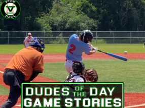 Dudes of the Day/Game Stories: Five Tool World Series (Sunday, July 25)