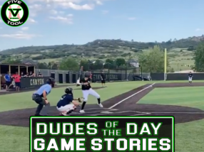 Dudes of the Day/Game Stories: Five Tool Colorado Denver World Series (Wednesday, July 28-Thursday, July 29)