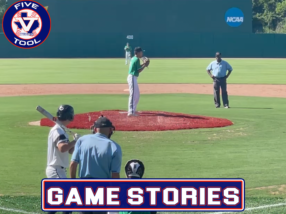 Game Stories: Five Tool Texas CTX Championships (Saturday, July 3)