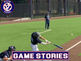 Game Stories: Five Tool/NTX Tournaments Club Championships (Friday, July 30)