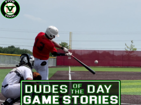 Dudes of the Day/Game Stories: AABC Don Mattingly World Series (Tuesday, July 6)