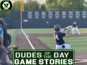 Dudes of the Day/Game Stories: AABC Don Mattingly World Series (Wednesday, July 7)