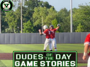 Dudes of the Day/Game Stories: Five Tool Show 17U Championships (Wednesday, July 7)
