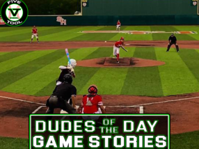 Dudes of the Day/Game Stories: 2D/Five Tool Texas Classic (Thursday, July 8)